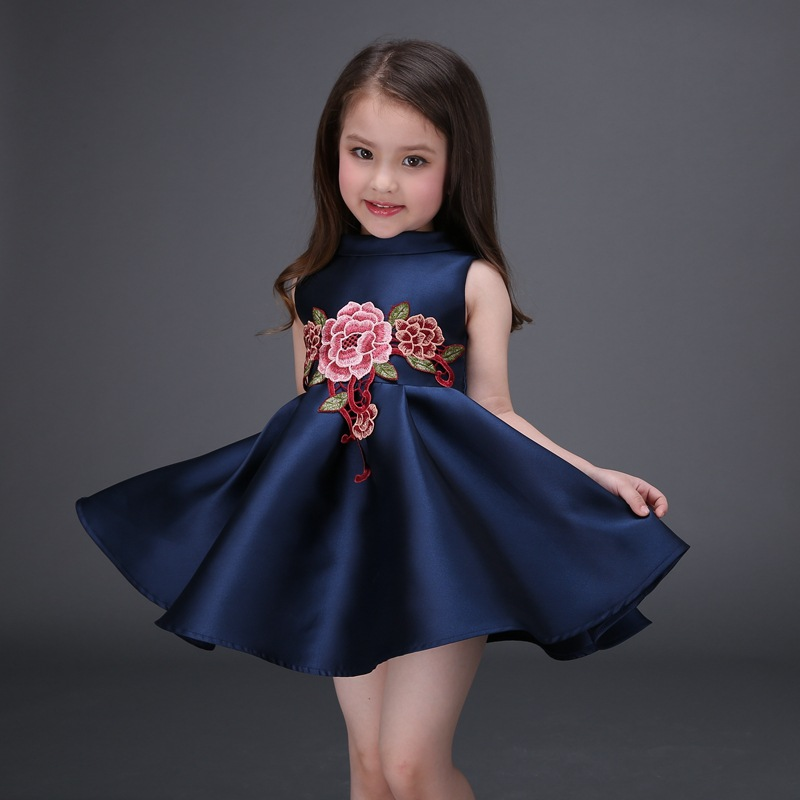 9324c6cfb Detail Feedback Questions about 2016 Spring and Summer Girls Dress ...