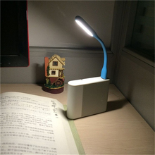 Buy FFFAS Mini Flexible USB Led USB Light Table Lamp Gadgets usb hand lamp Power bank PC laptop notebook Android phone OTG cable for $1.20 in AliExpress store