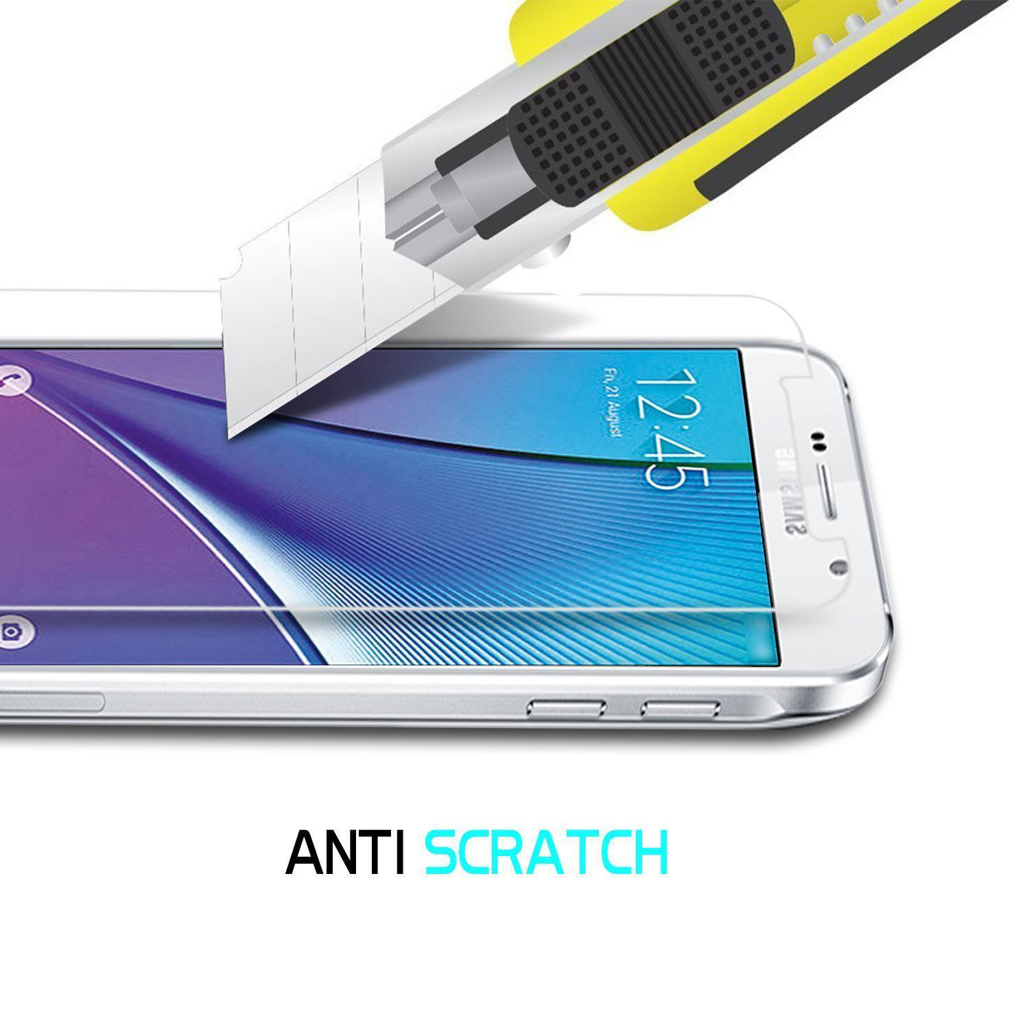 Гаджет  9H Clear Tempered Glass Protective Screen Protector Film for 4.3 Samsung Galaxy J1/J100/J100F None Бытовая электроника