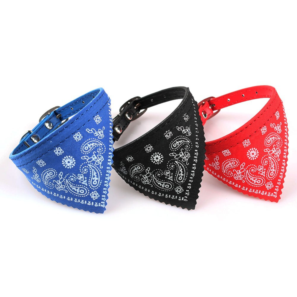 Bandana Collars For Large Dogs