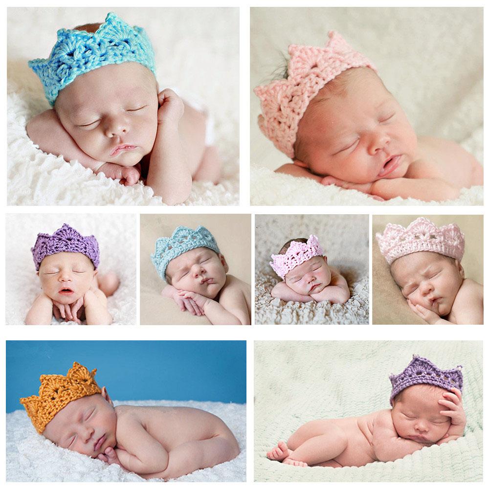 Вязание крючком для фотосессий новорожденных