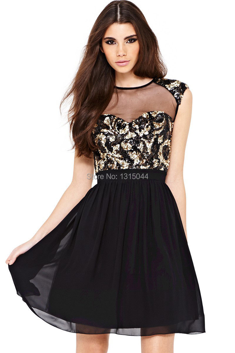 Womens Short Dresses