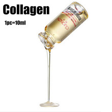 10ml Collagen Liquid Rejuvenation Moisturizing Astringe Pores Adjust Grease Essence