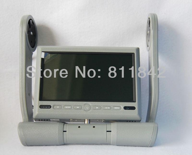 (Black,Beige,Grey) hottest TFT-LCD 8.5 inch Car Central Armrest DVD Player/game/USB/SD Pixel:800RGB(H)*480(V)(China (Mainland))
