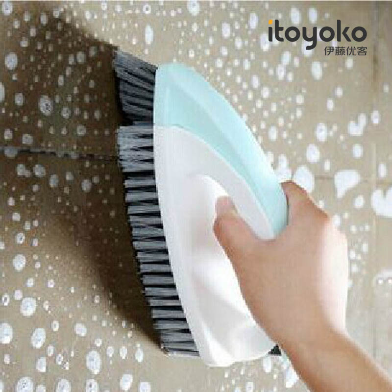 Combined multi-purpose kitchen bathroom brush bath floor crevice the wall(China (Mainland))