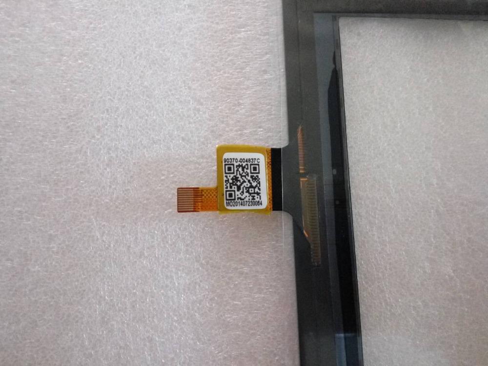 Original New MA702Q6 90370-004837C 300-L4837E-A00 80701-0A4837E tables pc external screen Touch panel Screen black(China (Mainland))