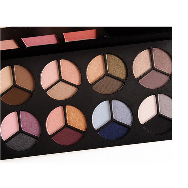 Brand ABH Makeup Smash Photo Op Mega Palette Eye Shade+blush Palette Eyeshadow Kit Maquiagem Blush Eyeshadow Pallete Naked()