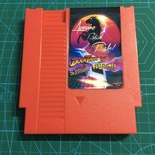 Buy 5 1  (Flintstones 1/2 + Ducktales 1/2 + Little Samson ) Game Card 8 Bit 72 Pins Game Player for $14.99 in AliExpress store