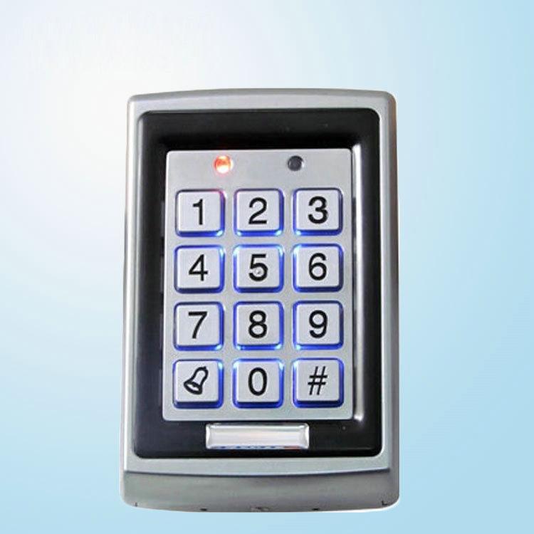 Wholesale Metal Proximity RFID Door Controller Waterproof Password Keypad Access Control ID Card wireless keyboard System E3<br><br>Aliexpress