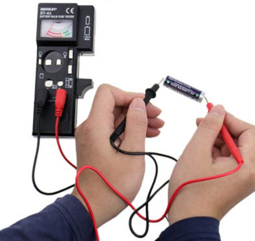 Battery tester battery tester battery tester battery detection BT6A<br><br>Aliexpress