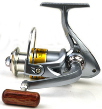 Available Free shipping Grey 1pcs AAHGK series 13BB Fishing Reels spinning reel lure Pre-Loading Spinning Wheel