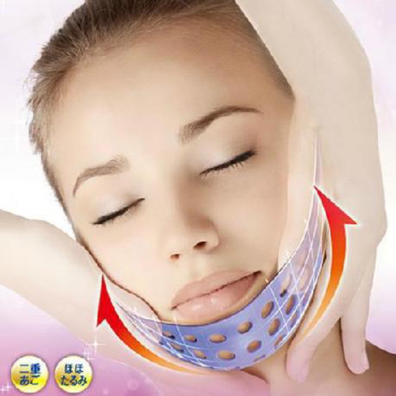 Health Care Thin Face Tool Slimming Silica Gel Facial Massage Relaxation Beauty Healthy Tool(China (Mainland))