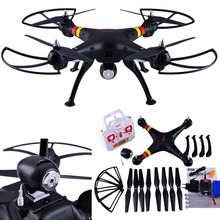 SYMA X8W 2MP Wifi FPV 2.4GHz headless quadcopter drone professional drone with camera hd remote control helicopter rc drone S119