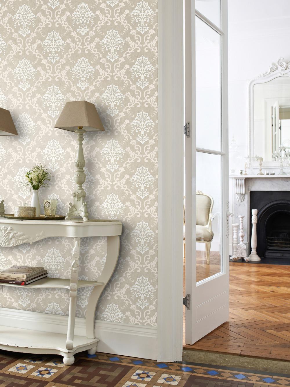 Fondo de pantalla para el hogar paredes cuadros - Papel pared salon ...