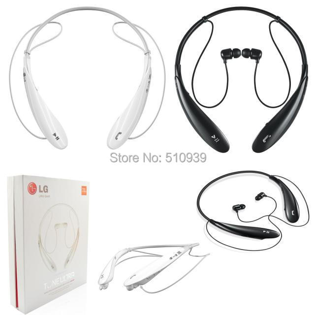 HBS-800 4.0 Wireless Bluetooth Stereo Music Sport headphone Universal Neckband Bluetooth Headset For LG iPhone Samsung cellphone