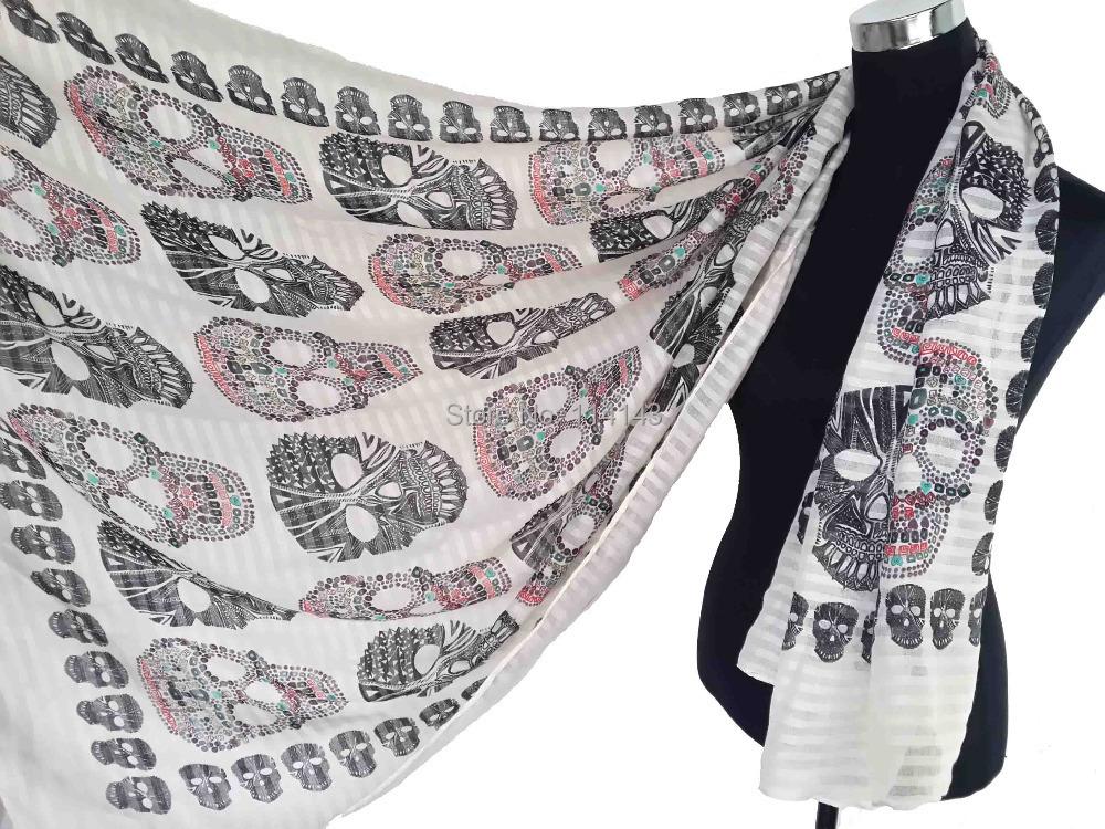 buy wholesale sugar skull scarf from china sugar