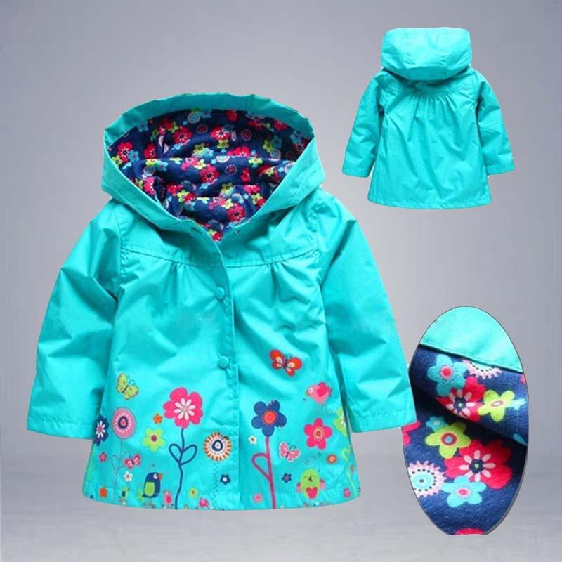 Retail+Free Shipping! Girls Hoodies, Girls Jackets, Outerwear & Coats, Children's Coat, Spring Autumn Baby Coat Girls,Girls Coat(China (Mainland))