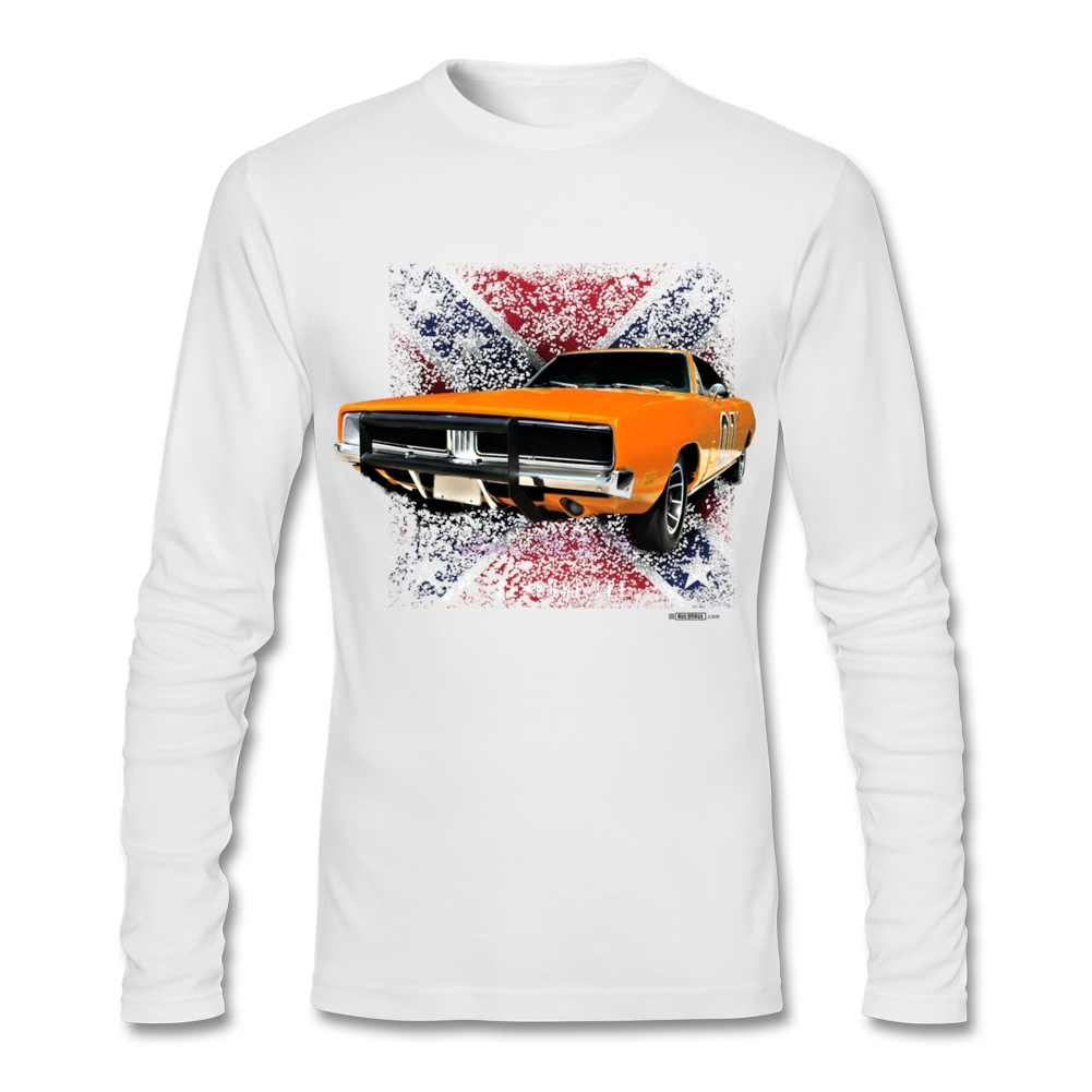 Design your own t shirt good quality - Chic Uk Car Men O Neck Tee Shirts Man Softy Cotton Fabric Full Sleeves Design