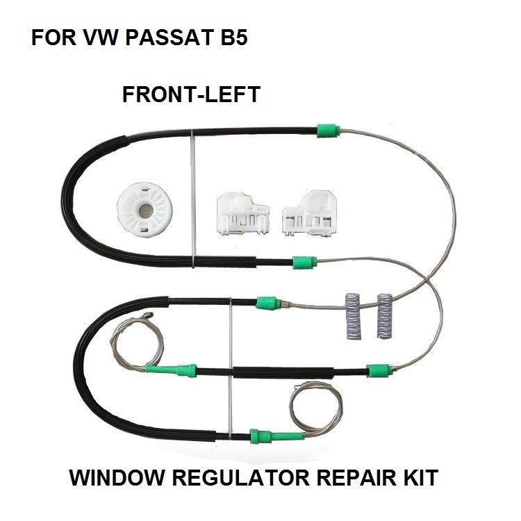 Online buy wholesale window regulator cable from china for 1999 vw passat window regulator