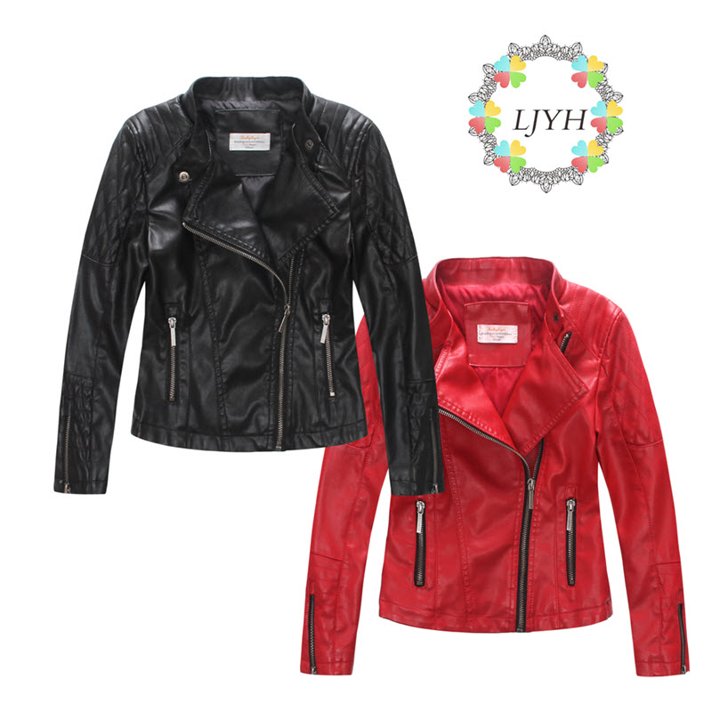 Online Get Cheap Leather Jacket for Junior Girl -Aliexpress.com ...