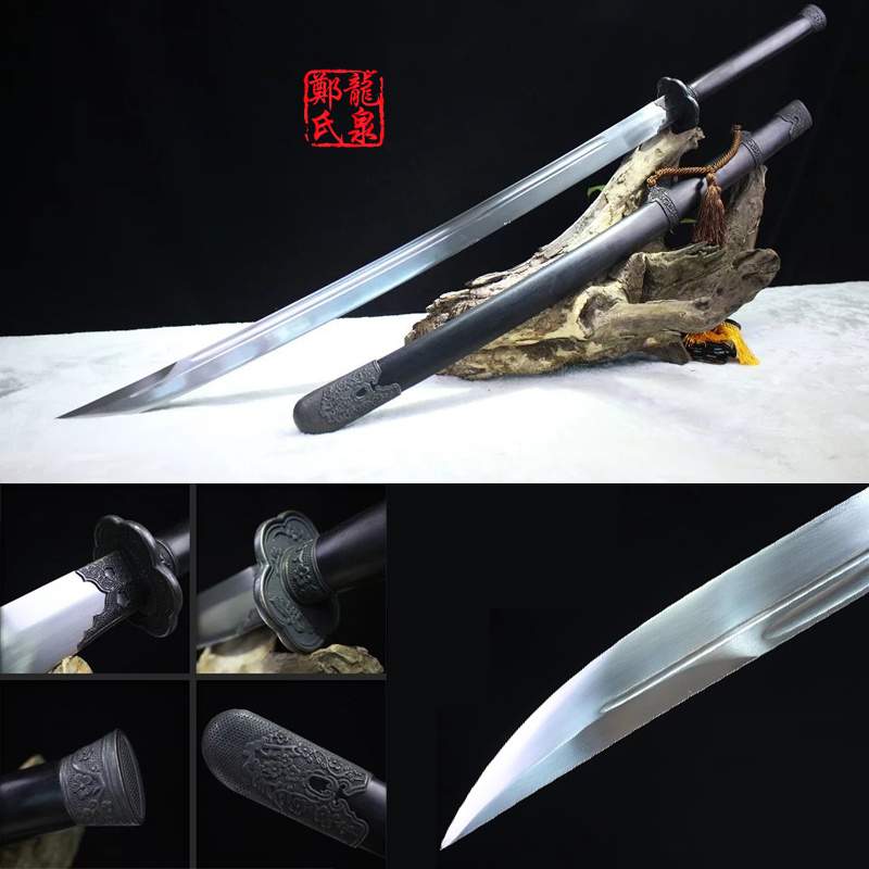 Compra espada china online al por mayor de china - Katana decoracion ...