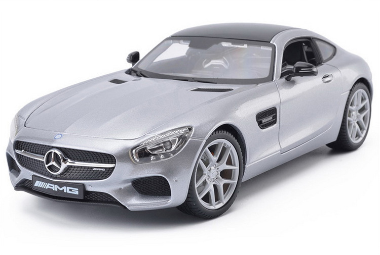 Maisto alloy models 1:18 Mercedes Benz SLS GT roadster model car High Simulation Car Collection Kids Gifts Diecast Car(China (Mainland))