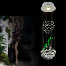 Simple european elegant life pendant light New arrival European Modern hallway European Favorite Crystal pendant lamp kitchen(China (Mainland))