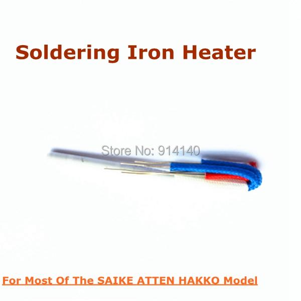 10pcs soldering iron tip heater heating for hakko 936 saike atten most soldering station in. Black Bedroom Furniture Sets. Home Design Ideas