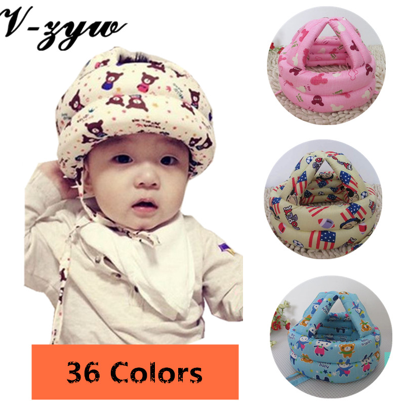 Fashion Unisex Head Protective Caps Baby Props For Photography Kids Hat Accessories Children's Safety Helmet For Babies(China (Mainland))