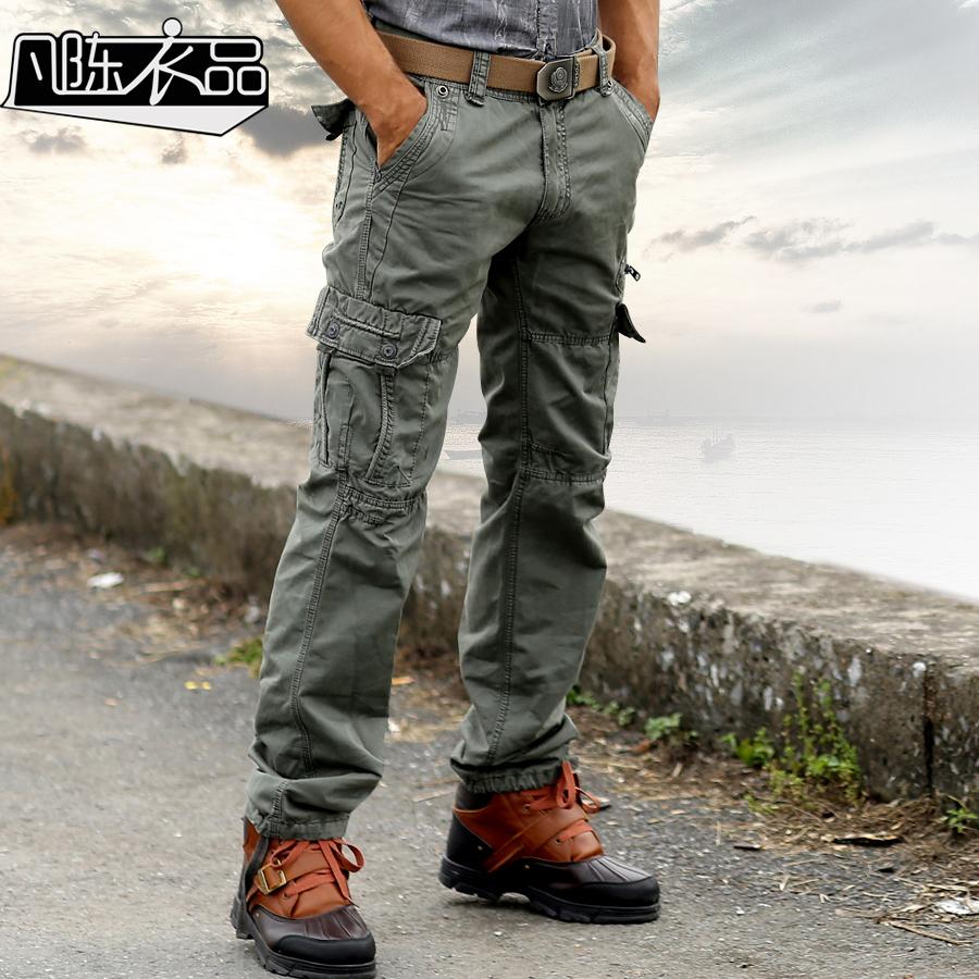 Pantalon Cargo