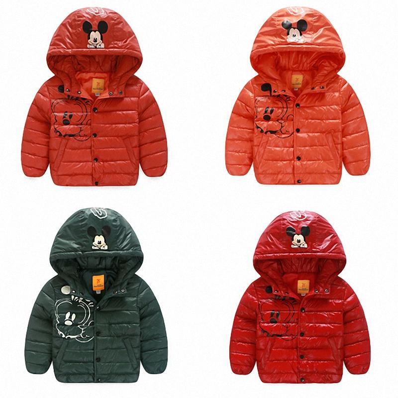New 2015 childern winter warm thick Coat,Kids Mitch Cartoon High quality winter Jacket,Baby boys girls Down jacket liner jacket(China (Mainland))