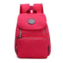 Fashion Women Backpack High Quality Backpacks Women's Backpack for Teenage Girls Waterproof Nylon school bags mochila feminina(China (Mainland))