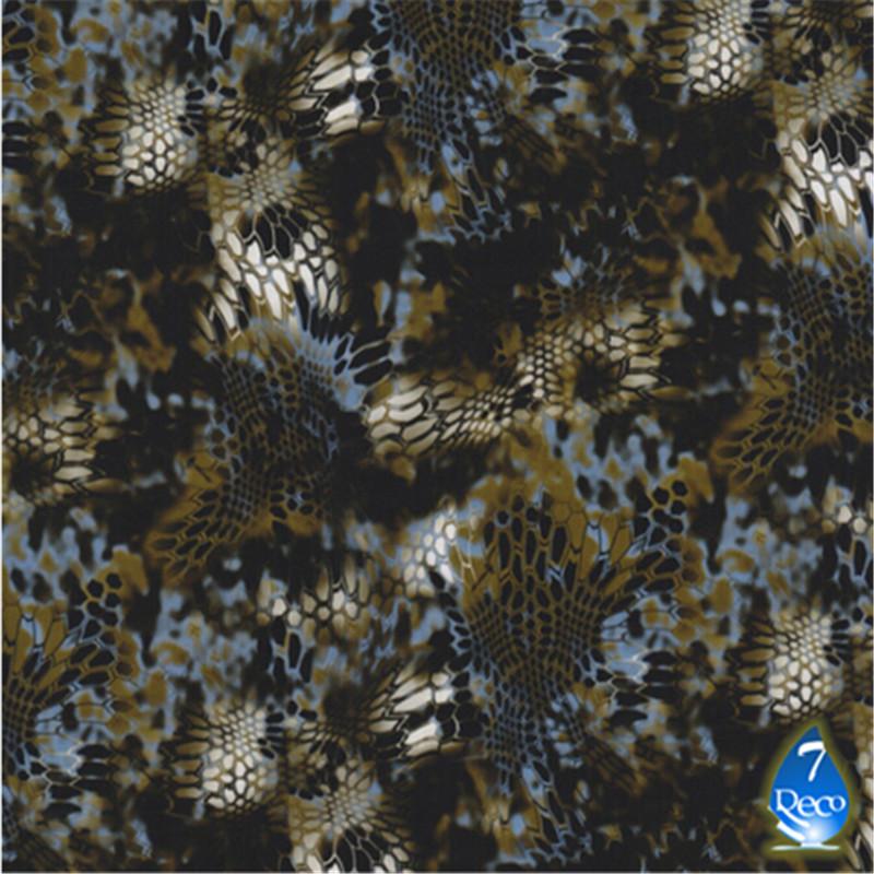[Width 0.5M] Snake Pattern Water Transfer Printing Film, 0.5M*10M Hydrographic film, Decorative Material(China (Mainland))