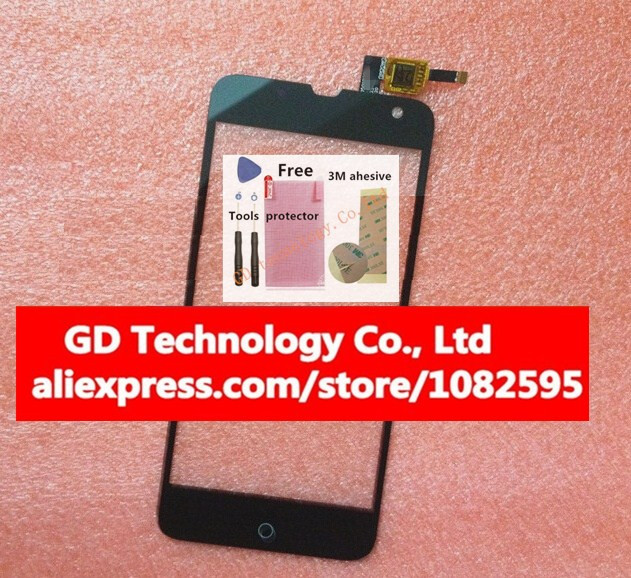 1pc original for explay phantom Touch Screen Digitizer Panel Lens Glass Sensor Replacement Free shipping+Tools LCD film