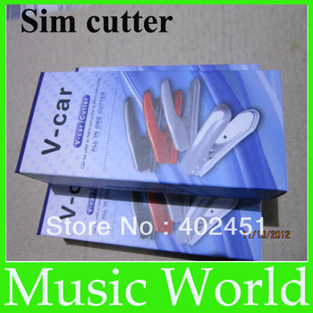 Free shipping new arrival sim cutter for iphone 4, micro sim cutter for iphone 5 in hot sales