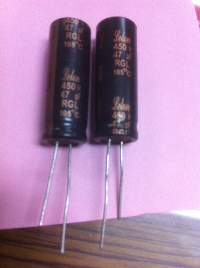 Электроника 450V47UF 47UF450V