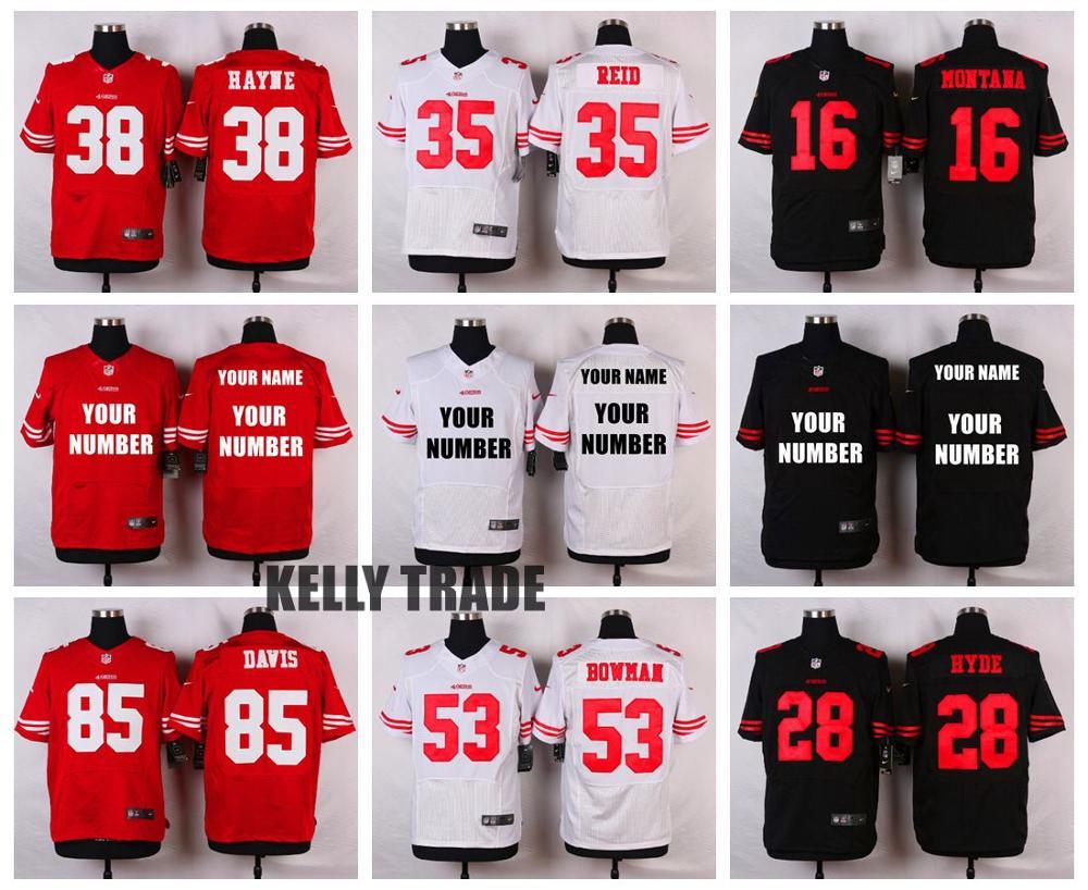 san francisco 49ers,Carlos Hyde Jarryd Hayne NaVorro Bowman Eric Reid Anquan Boldin Joe Montana Patrick Willis Vernon(China (Mainland))