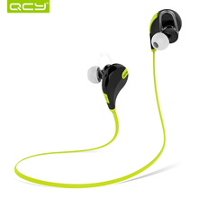 Bluetooth Headset QCY QY7 Wireless Earphone with Mic English Voice Noise Cancelling Auriculares Bluetooth Earphones Earbuds