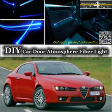 interior Ambient Light Tuning Atmosphere Fiber Optic Band Lights Alfa Romeo Brera / Spider AR Door Panel illumination Refit - TopGear Shop store