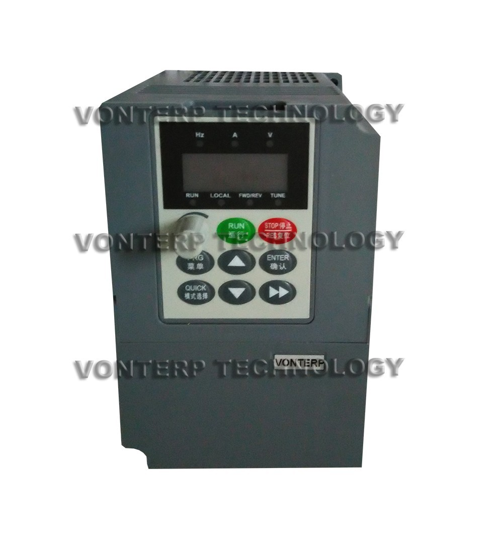 0.75KW Frequency Inverter/3 Phase 380V 2.3A 0.75KW Frequency converter(China (Mainland))