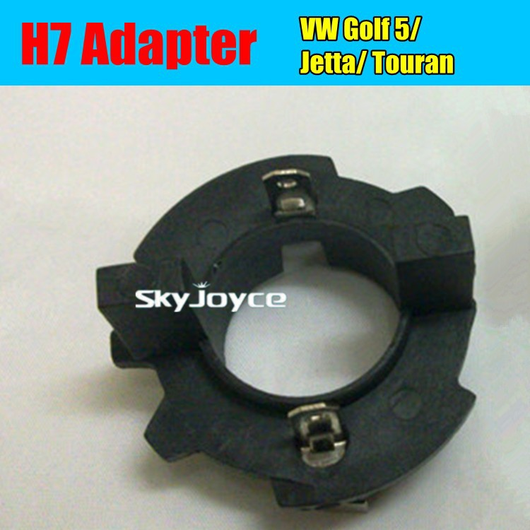 H7 holder base adapter socket for VW Golf5 Jetta Touran07