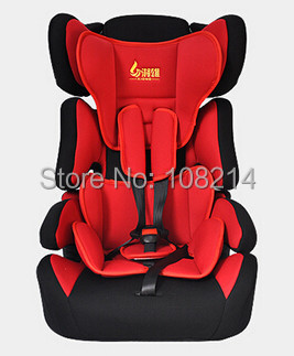 Fast Delivery Baby Car Seat Children Car Safety Seat Portable Heighten Chair Adjustable Booster Breathable Cloth Seat 5 Colors<br><br>Aliexpress