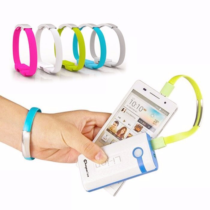 2015 New Arrive Fashion Multi-function Micro USB Charger Wristband Data Sync Cable Cord For Mobile Phone Bracelet 1Pcs SY336(China (Mainland))