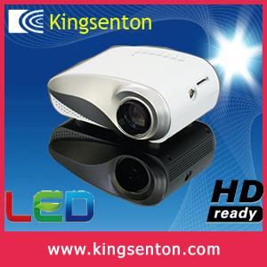 Hot sales! Best Choice Mini Lcd Projector with AV / TV / HDMI / USB / WGA / S-VIDEO(China (Mainland))