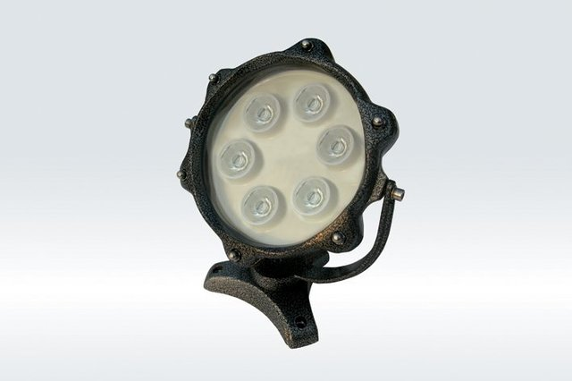 6*1WLED Underwater Light;DMX512 compatible;DC12V input;IP68;die-casting aluminium housing;please advise the color you need
