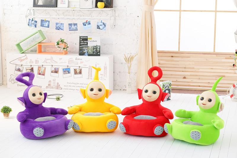 big creative Teletubbies sofa toy plush Teletubbies tatami gift about 60x45cm(China (Mainland))