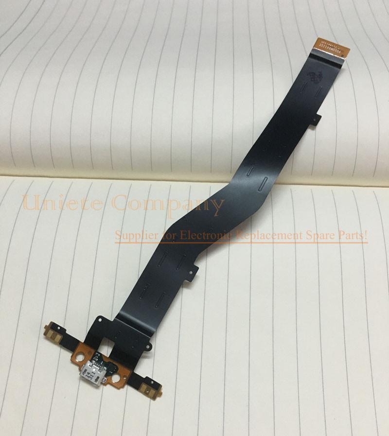 Original New for XiaoMi Mi Pad USB Charging Port Dock Connector Flex Cable Cellphone Replacement Parts