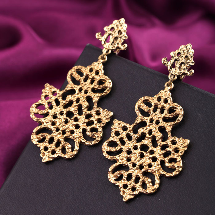 Clip on gold chandelier earrings famous earring 2018 19th century earrings 655 at 1stdibs aloadofball