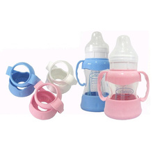 Hot 200ml baby feedding bottle cover newborn baby Nursing Nipple feeder feeding-bottle 1 pc/set