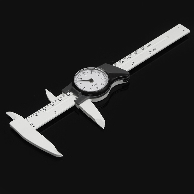 Dial Caliper NEW 6'' inch 150mm Metric Dial Vernier Caliper Ruler Gauge Measuring Tool 22.5cm*7.9cm(China (Mainland))